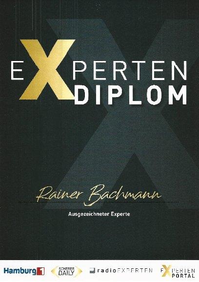 Experten-Zertifikat